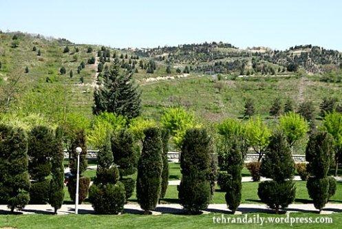 Lavizan Hills