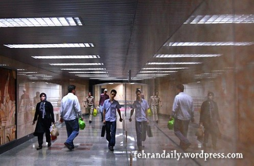 Mowlavi Metro Station