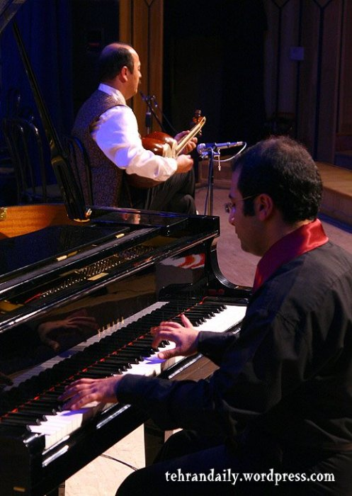 Folklore Concert in Tehran