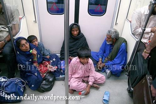 Gypsies in Metro