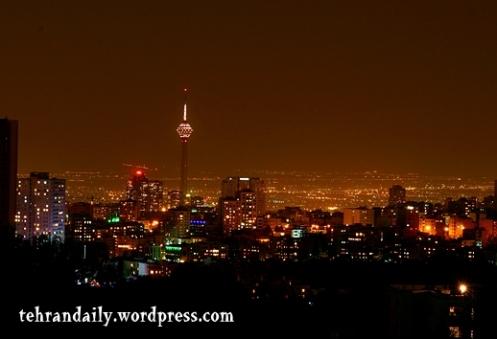 Nights of the Tehran