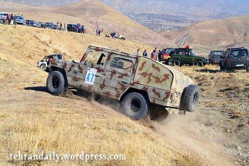 4WD Cars Race