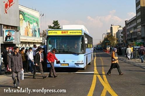 BRT BUS Line