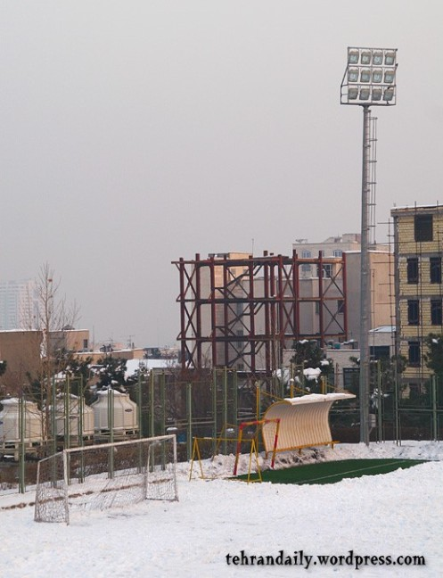 Snowy Football Ground