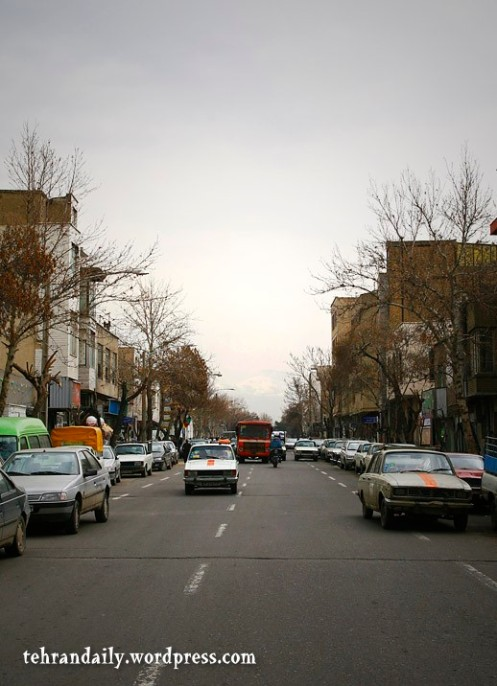 Ghiyasi Street