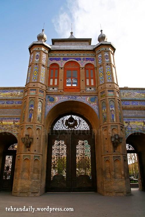 Bagh-e-Melli Gate