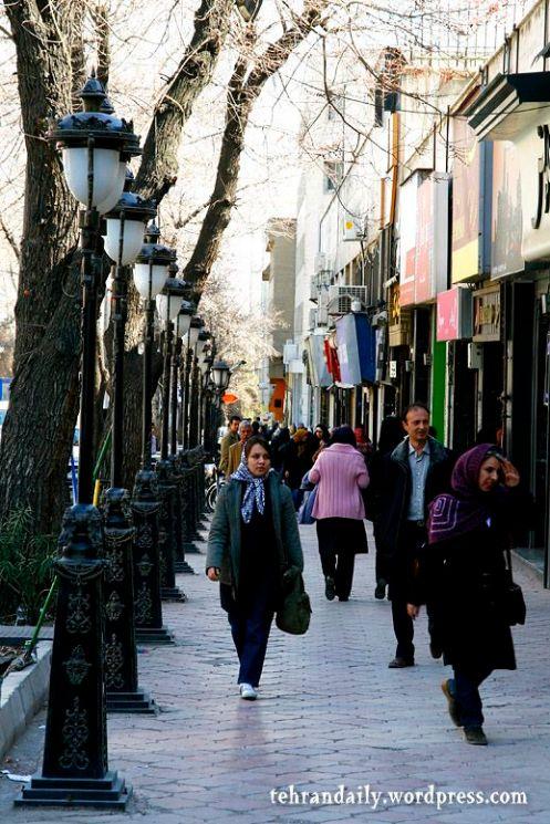 Vanak Street