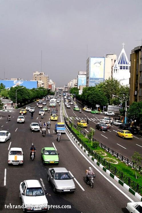 Karimkhan Street