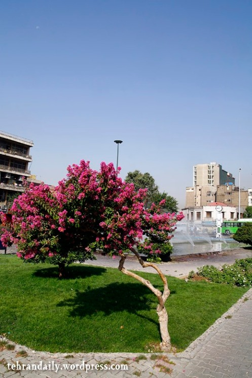 Baharestan Square