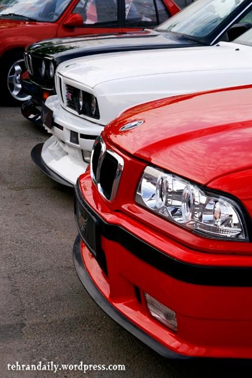 Tehran Sport Cars Show
