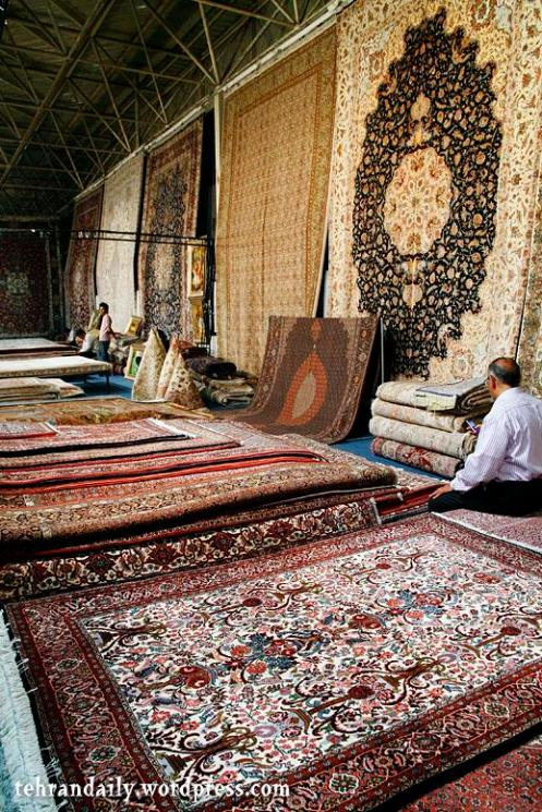 Exhibition of Handmade Carpet