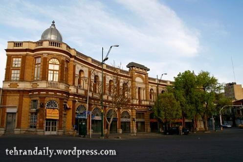Hasan Abad Square