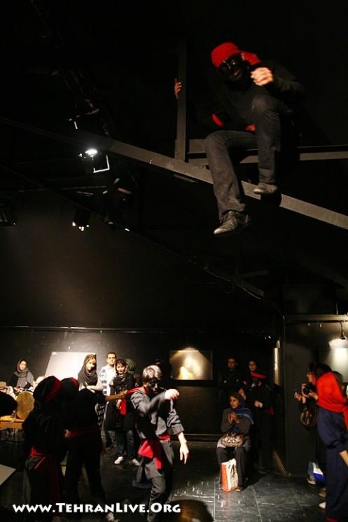 Sa'di  Afshar  Photo Exhibition