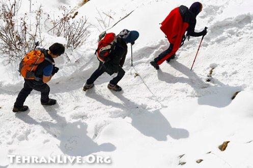 Darband Hiking Trail