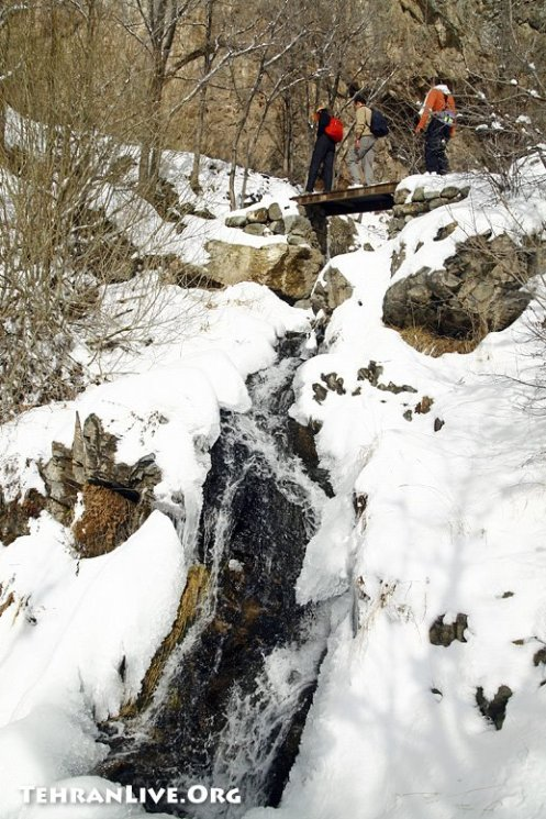 Darband Hiking Trail