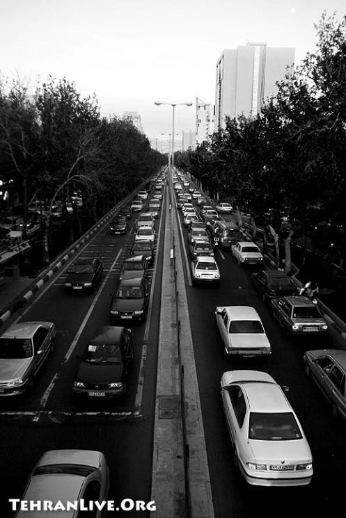 Mirdamad Street