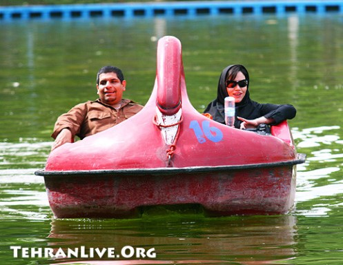 What you can do in Park-e Shahr?