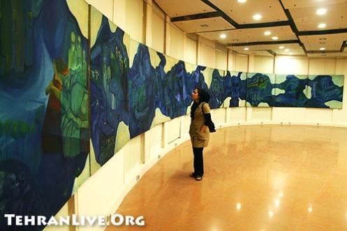 Hannibal Alkhas Painting Exhibition
