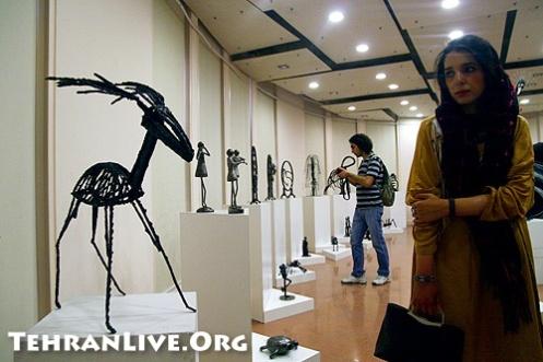 Irony Statues Exhibition