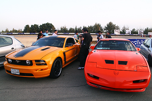 Sport Cars, Tuning and Options Show