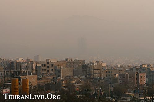 Tehran Smog