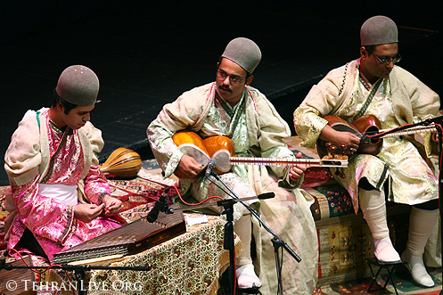 Traditional Music Concert in Tehran