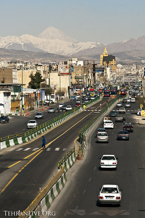 Damavand Street