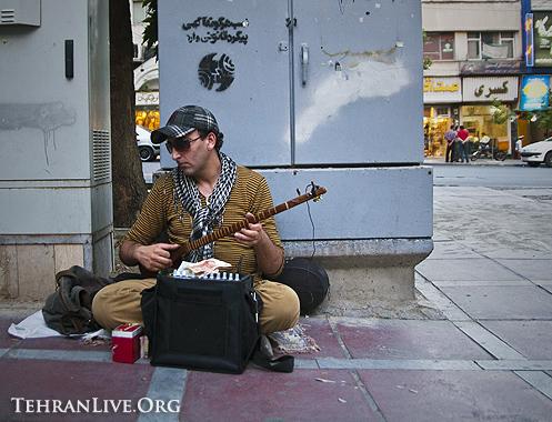 Street Setar Player